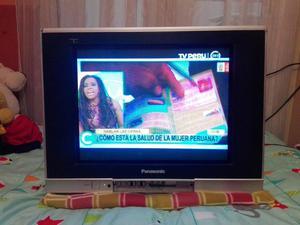 Televisor TV Panasonic 21 pantalla plana