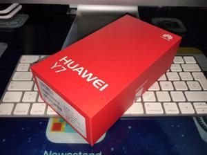 Huawei Y7 4G Nuevo Caja Sellada