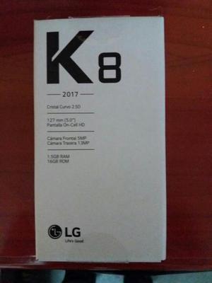 Lg K8 en Nuevo en Caja