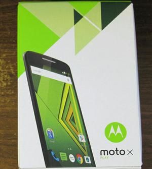 Moto X Play 32gb, Octa Core, 2gb Ram, 4g Lte, Cam.21mpx Y