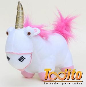 Peluche unicornio