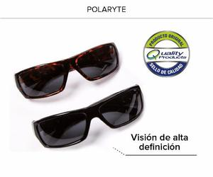 Polaryte Lentes De Sol Hd Con Protección Uv400 Original
