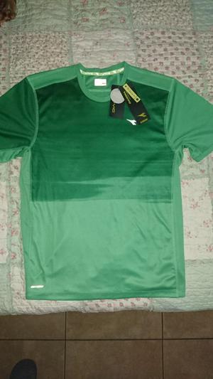 Polo Deportivo Diadora Nuevo Original M
