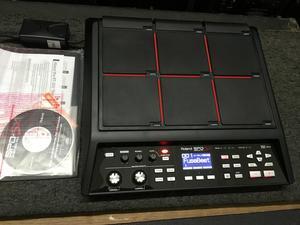 Roland SPDSX Sampling Percussion Pad