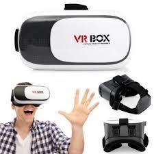 Lentes de Realidad Virtual VR BOX 2.0 CONTROL bluetooth. S/.