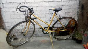 Bicicleta Antigua Media Carrera