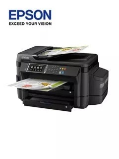 Ep Multifuncional De Tinta Continua Epson L, Imprime/esc
