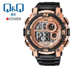 Reloj Hombre Q Q Digital Acuático Shock Cronometro Alarma