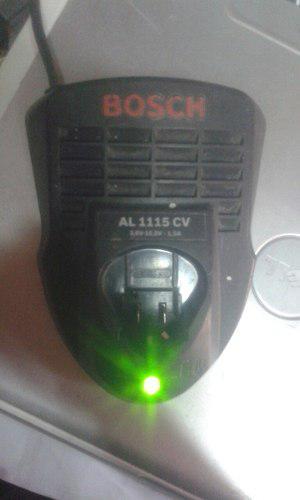 Cargador Bosch Lithion 12v..