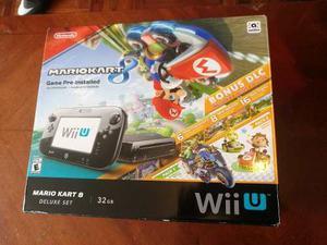 Wii U Como Nuevo + Juego Original + Codigo Dlc