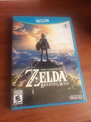 Zelda Wii U Breath Of The Wild Nintendo