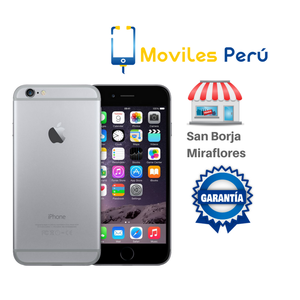 IPHONE 6 DE 32GB, ORIGINAL, NUEVO, SELLADO, GARANTIA,