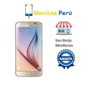 SAMSUNG GALAXY S6 64GB,ORIGINAL, NUEVO, SELLADO, GARANTIA,