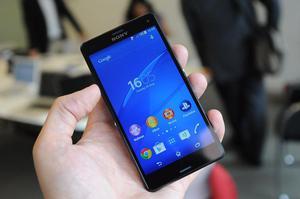 Vendo Sony Xperia Z3 Compact 4G LTE Libre,Camara de