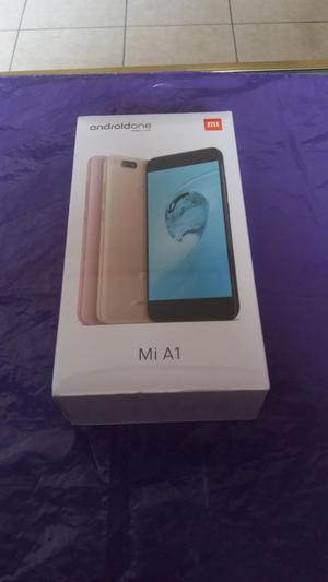 Xiaomi Mi A1 Black Sellado 4gb Y 64gb