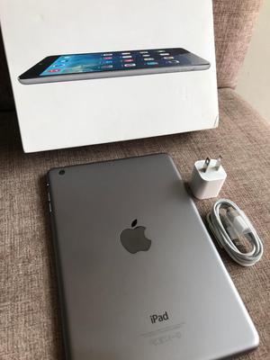 iPad Mini 2 de 16Gb con Caja Y Cargador