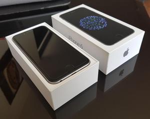 IPHONE 6 16 GB, EN SU CAJA CON ACCESORIOS ORIGINALES FUNDA
