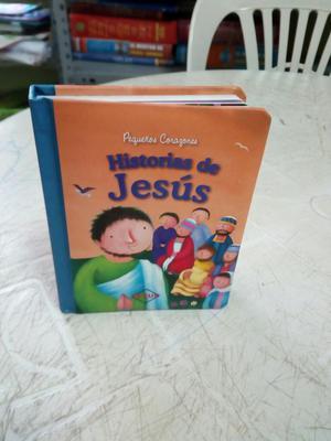 Biblia para Niños Hojas Duras Full Color