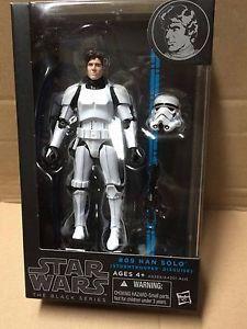 Han Solo Stormtrooper Disguise Star Wars Black Series 6