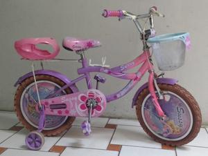 OFERTA! Vendo bicicleta para niña.