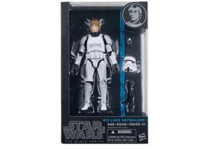 Star Wars Luke Skywalker Stormtrooper Black Series