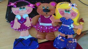 lindas muñequitas