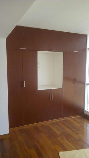 Closet Empotrados