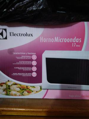 Horno Microondas Electrolux Nuevo 17 L