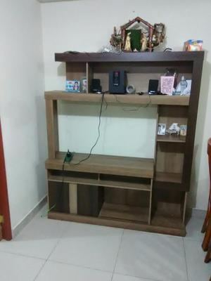 Mueble para tv centro de entretenimiento sala posot class for Centro mueble