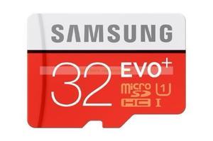Tarjeta Sd Memoria Samsung Evo Plus 32 Y 64 Gb