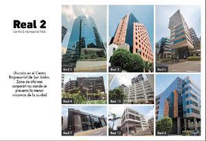 Alquiler de Oficinas en Edificio REAL - 501