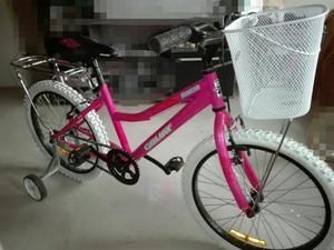 Bicicleta Goliat Nueva para Niña