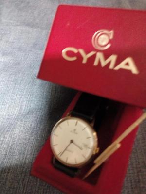 CYMA quartz swiss made