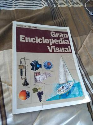 Colección Enciclopedia Visual 14 Tomos