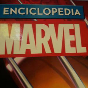 Coleccion Enciclopedia Marvel Original