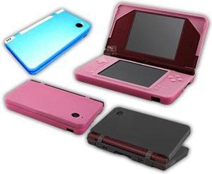 Funda Para Nintendo Dsixl. Silicon Protector Para Dsixl Ofe