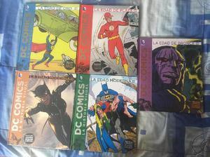La Colección De Enciclopedias Dc Comics La Historia Visual
