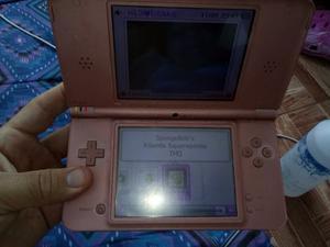 Nintendo Dsi Xl Rosado Con 190 Juegos