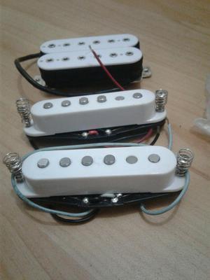 Pastilla de Guitarra Alnico 5