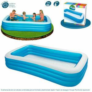 piscina verde intex nuevo posot class