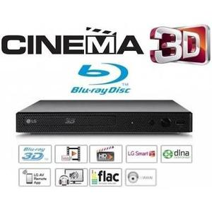 Reproductor Blue Ray Smart Lg 3d