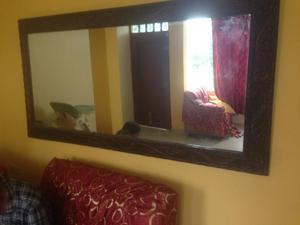 Se Vende Espejo de Madera Tallado