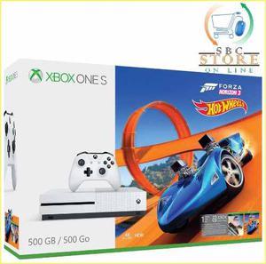 Xbox One S 500gb Combo + Forza Horizon 3 Hot Wheels