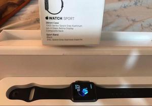Apple Watch de 38 Mm en Su Caja