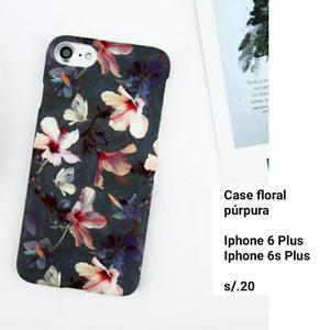 Case Floral iPhone 6 Plus/ 6s Plus