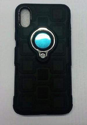 Case Protector Con Parante Para Iphone X