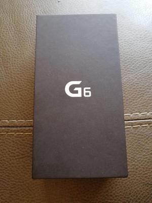 Lg G6 Nuevo. Libre para Todo Operador.