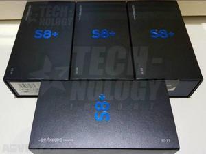Vendo Samsung Galaxy S8 Plus Nuevo