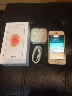 iPhone Se64 Gb Rose Gold Libre