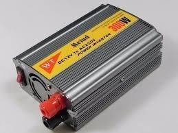 Inversor De Corriente 12v A 220v Potencia 300 Watts
